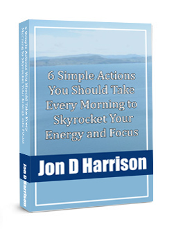 6 simple actions for energy and focus