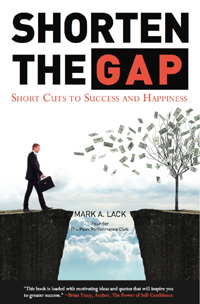 shorten the gap book mark a lack jon d harrison life changers