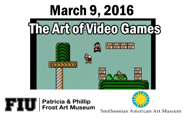 art of video games